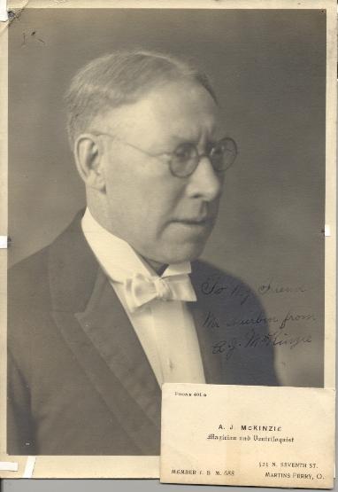 A.J. McKinzie