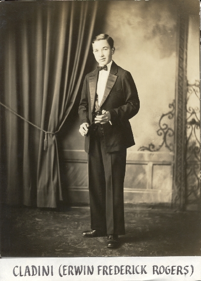 'Cladini' - Erwin Frederick Rogers