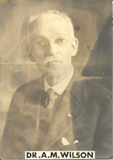 Dr. A.M. Wilson