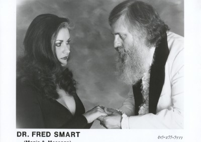 Dr. Fred Smart - Magic and Message