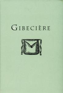 Gibecière Vol. 1, No. 2