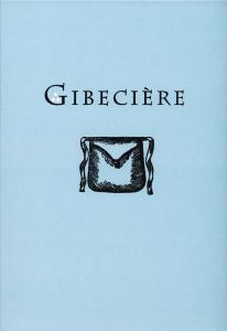 Gibecière Vol. 2, No. 1