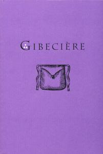 Gibecière Vol. 3, No. 1