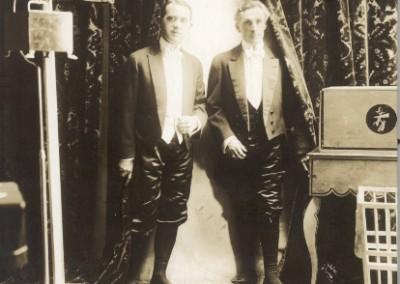 'Gravelle' - Fred Gravel & Robert G. Clark