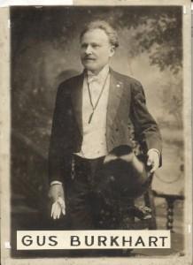 Gus Burkhart