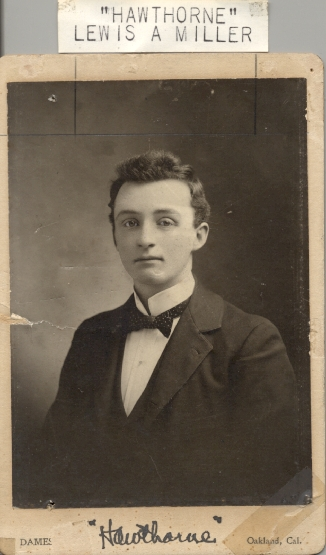 'Hawthorne' - Lewis A. Miller