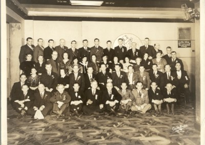 IBM Convention - Ring 30 - Oct 14-15, 1938