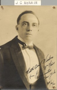 J.C. McNair