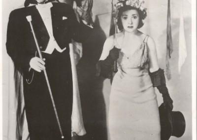 Jay Palmer and Doreen