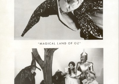 'Magical Land of Oz'