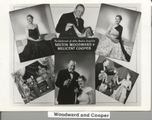 Milton Woodward & Millicent Cooper