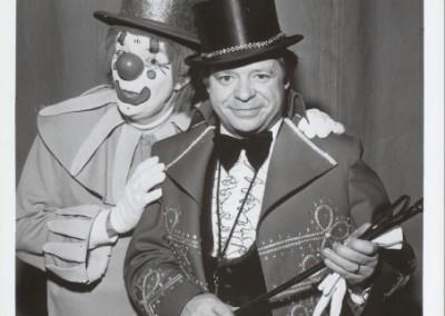 Philip Morris - Circus Ringmaster