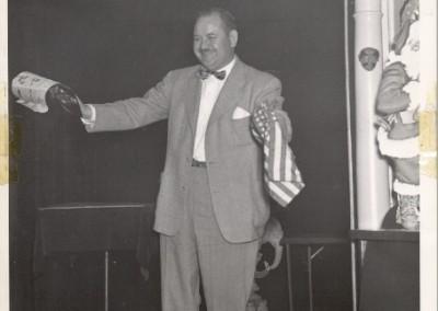 President Chas Culver