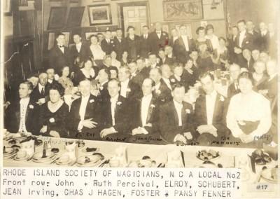 Rhode Island Society of Magicians