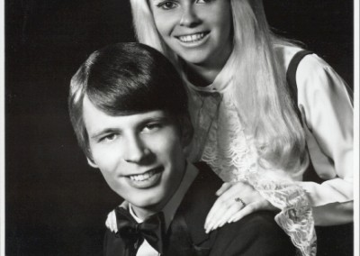 Tom and Sherrie