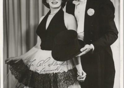 'V-Roy' - Virgil Roy Hampton & Peggy
