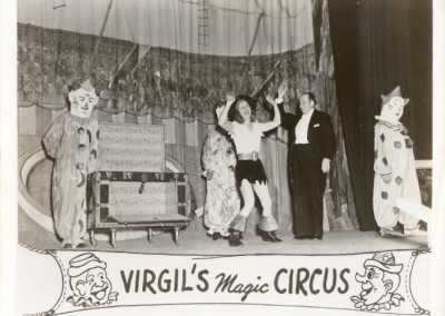 Virgil - Magic Circus