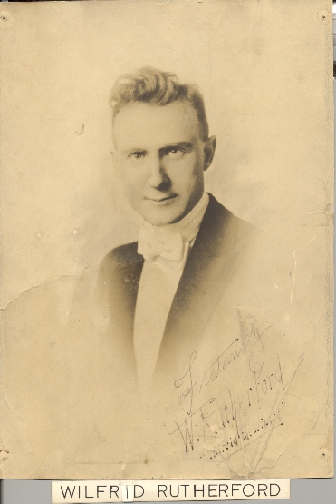 Wilfrid Rutherford