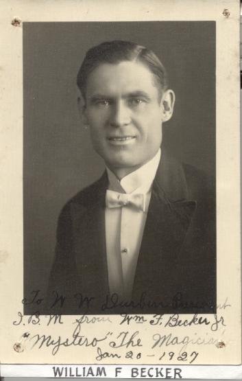 William F. Becker
