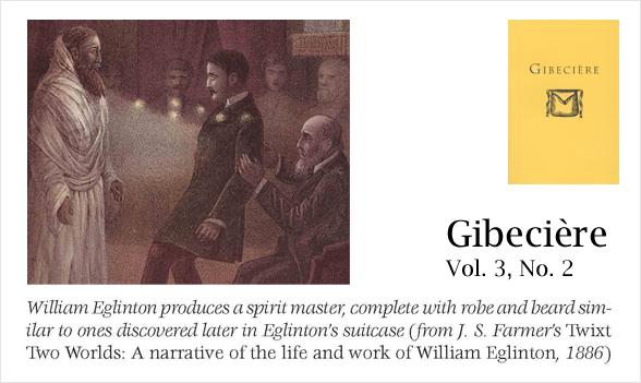 Gibecière Vol. 3, No. 2