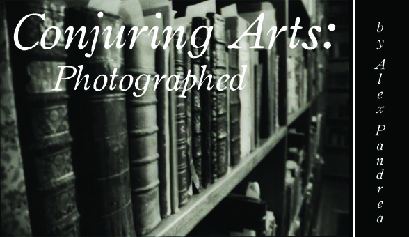 Conjuring Arts with an Emphasis on Arts!