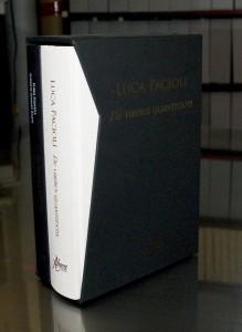 De viribus quantitatis by Luca Pacioli