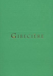 Gibecière Vol. 6, No. 2 Shipped!