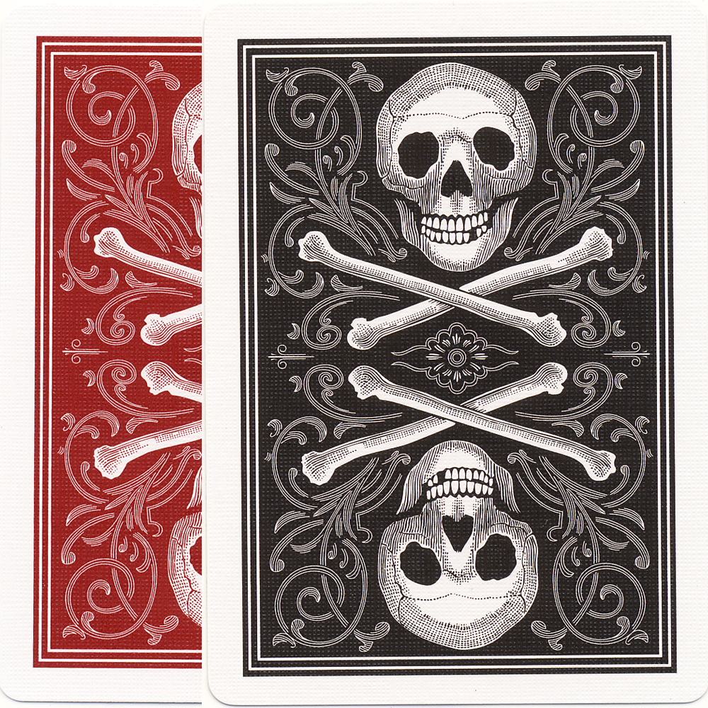 New Skull And Bones Professional Bicycles Conjuring Arts