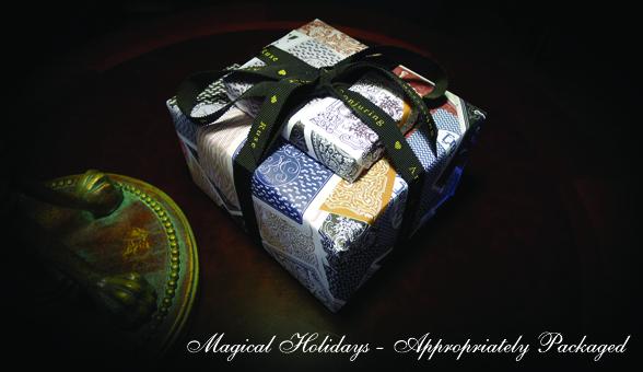 A Magical Gift Giving Extravaganza!