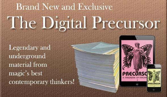 Precursor WP Banner