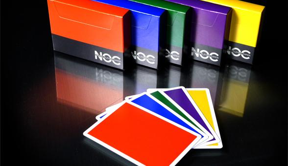 NOC v3 with Special Bonus Deck!