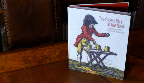 NEW and Limited! The Oldest Trick in the Book by Bob Read