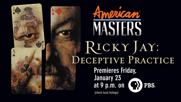 Ricky Jay Is An American Master!