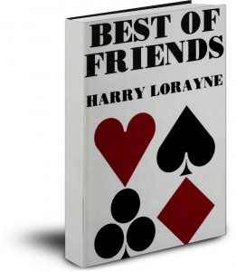 LIMITED TIME: 50% off Best of Friends, Volume 1 by Harry Lorayne!