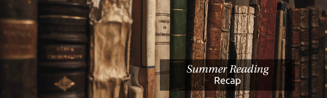 Summer Reading Recap!