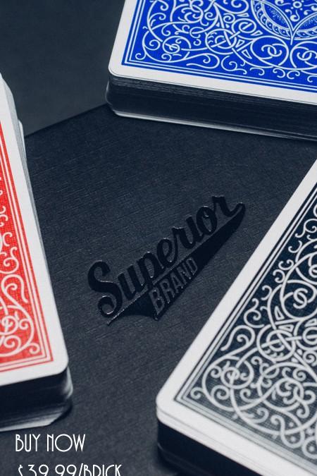 Superior Brand – Bricks!