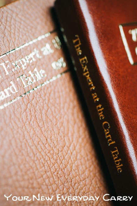 Erdnase Bibles for Fall!
