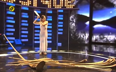 You Must Watch This Act-Miyoko Shida